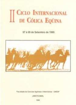II CICLO INTERNACIONAL DE CÓLICA EQÜINA