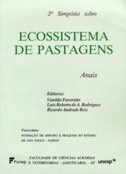 II SIMPÓSIO SOBRE ECOSSISTEMA DE PASTAGENS
