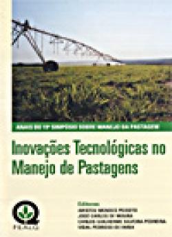 INOVAÇÕES TECNOLÓGICAS NO MANEJO DE PASTAGENS