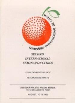 SEMINÁRIO INTERNACIONAL DE CITROS