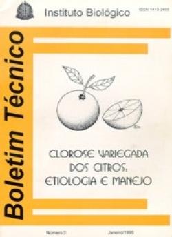 CLOROSE VARIEGADA DOS CITROS: ETIOLOGIA E MANEJO