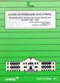 ÁCARO DA FERRUGEM DOS CITROS