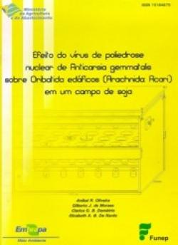EFEITO DO VÍRUS DE POLIEDROSE NUCLEAR DE Anticarsia gemmatalis SOBRE ORIBATIDA EDÁFICOS