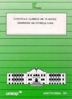 CONTROLE QUÍMICO DE PLANTAS DANINHAS NA CITRICULTURA