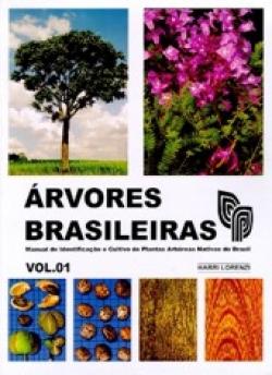 Árvores Brasileiras - Volume 01 - 6ª Edição
