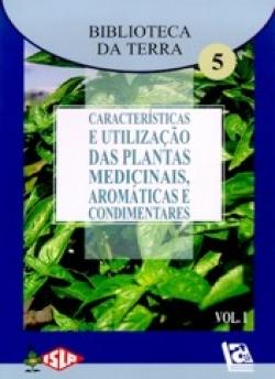 Características e utilização das plantas medicinais, aromáticas e condimentares