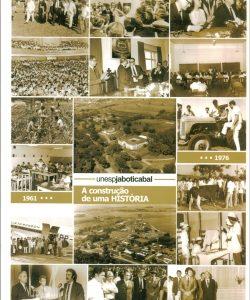 Unesp Jaboticabal: A Construção de uma História - 1961-1976
