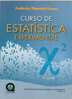 Curso de Estatística Experimental 15ª Edição
