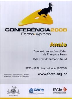 CONFERÊNCIA APINCO 2008
