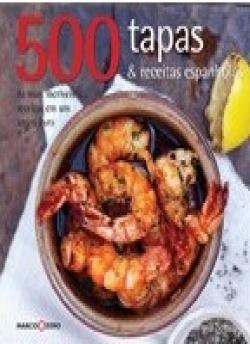 500 Tapas e Receitas Espanholas
