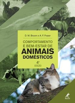 Comportamento e Bem-Estar de Animais Domésticos 4ª Edição