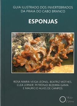 Esponjas - Guia Ilustrado dos Invertebrados da Praia do Cabo Branco
