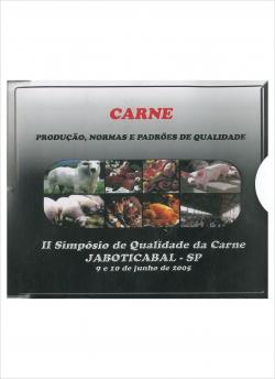 II Simpósio de Qualidade da Carne CD-rom