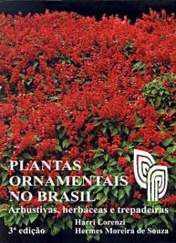 PLANTAS ORNAMENTAIS NO BRASIL 3ª Edição