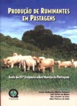 PRODUÇÃO DE RUMINANTES EM PASTAGENS