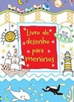 Livro de Desenho para Meninos
