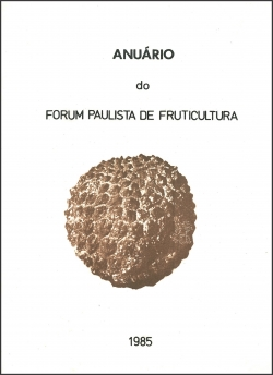 Anuário do Forum Paulista de Fruticultura 1985