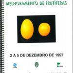 I SIMPÓSIO BRASILEIRO DE MELHORAMENTO DE FRUTÍFERAS
