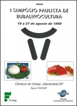 I SIMPÓSIO PAULISTA DE BUBALINOCULTURA