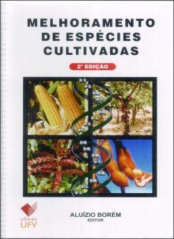 MELHORAMENTO DE ESPÉCIES CULTIVADAS 2ª Edição