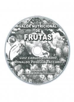 CD - Valor Nutricional de Frutas