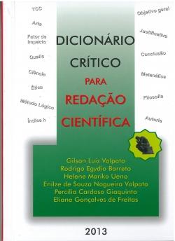 Dicionário Crítico para Redação Científica
