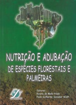 Nutrição e Adubação de Espécies Florestais e Palmeiras