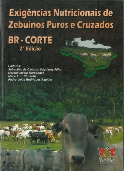 Exigências Nutricionais de Zebuínos Puros e Cruzados BR - Corte 2º Edição