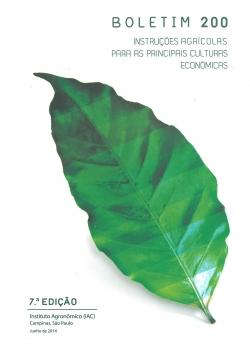 Boletim 200: Instruções Agrícolas para as Principais Culturas Econômicas - 7ª Edição