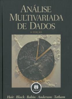 Análise Multivariada de Dados 6ª Edição