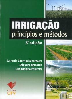 IRRIGAÇÃO - PRINCÍPIOS E MÉTODOS 3ª Edição