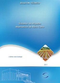 Boletim Técnico - Sistemas de Irrigação Alternativos de Baixo Custo