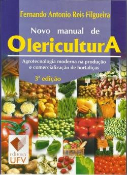 Novo Manual de Olericultura 3ª Edição