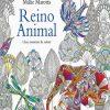 Reino Animal: Uma Aventura de Colorir