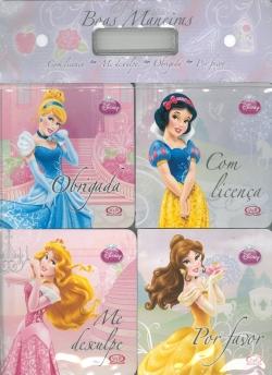 Boas Maneiras Princesas