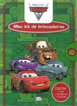 Carros 2 - Meu Kit de Brincadeiras
