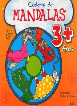 Caderno de Mandalas 3 + Anos