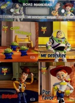 Boas Maneiras - Toy Story