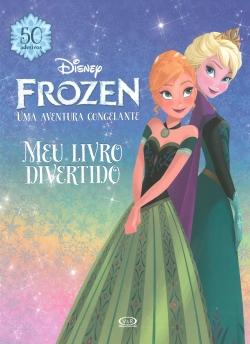 Frozen - Meu Livro Divertido