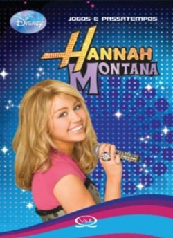 Hannah Montana - Jogos e Passatempos