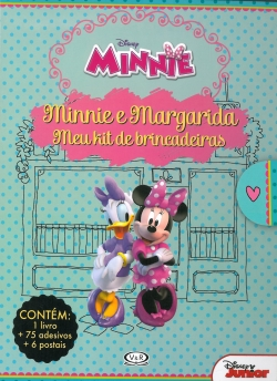 Minnie e Margarida - Meu kit de Brincadeiras