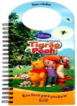 Tigrão e Pooh - Meu Livro para Pendurar