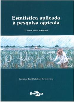 Estatística aplicada à pesquisa agrícola, 2ª Edição