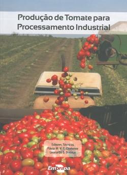 Produção de tomate para processamento industrial, 1ª edição