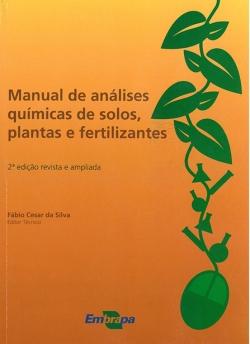Manual de Análises Químicas de Solos, Plantas e Fertilizantes, 2ª Edição