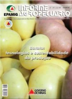 Informe Agropecuário 270 - Batata:Tecnologias e sustentabilidade da produção