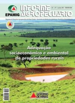 Informe Agropecuário 271 - Adequação Socioeconômica e ambiental de propriedades rurais