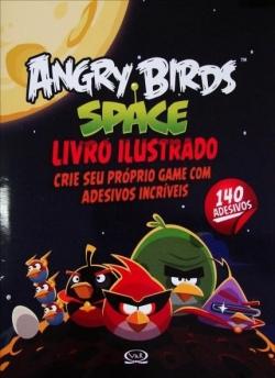 Angry Birds Space - Livro Ilustrado