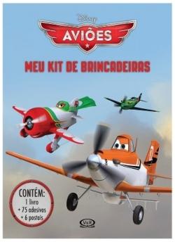 Aviões - Meu Kit de Brincadeiras