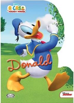 Donald: Livro Recortado